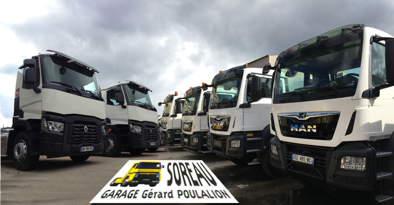 Camions neud-fs disponible
